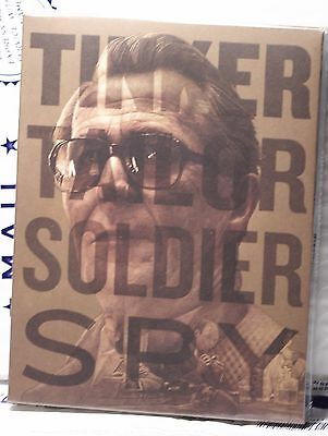 NEW TINKER TAILOR SOLDIER SPY BLU-RAY FULL SLIP B STEELBOOK! PLAIN