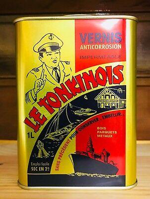 LE tonkinois VERNICE PER BARCA VERNICE parquette olio-china olio-vernice -