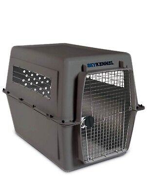 Extra Large Kennel XXL Crate Pet Dog Travel Carrier Airline Approved Safe Cage