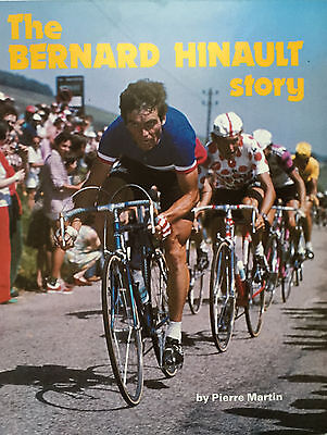 Book: The Bernard Hinault Story