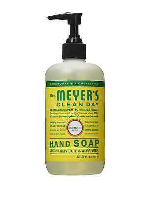 Mrs. Meyers Clean Day Hand Soap, Olive Oil - Aloe Vera, H...