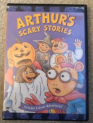 Halloween Tv Show (Arthur's Scary Stories PBS Kids DVD: Binky Buster Halloween TV Show)