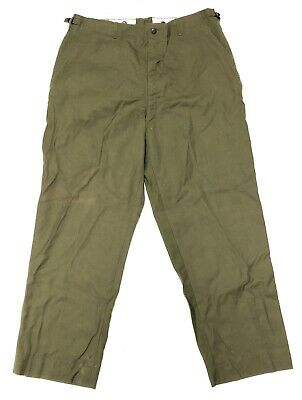 NOS Large-Long M1951 Field Pants US Army Original MINT