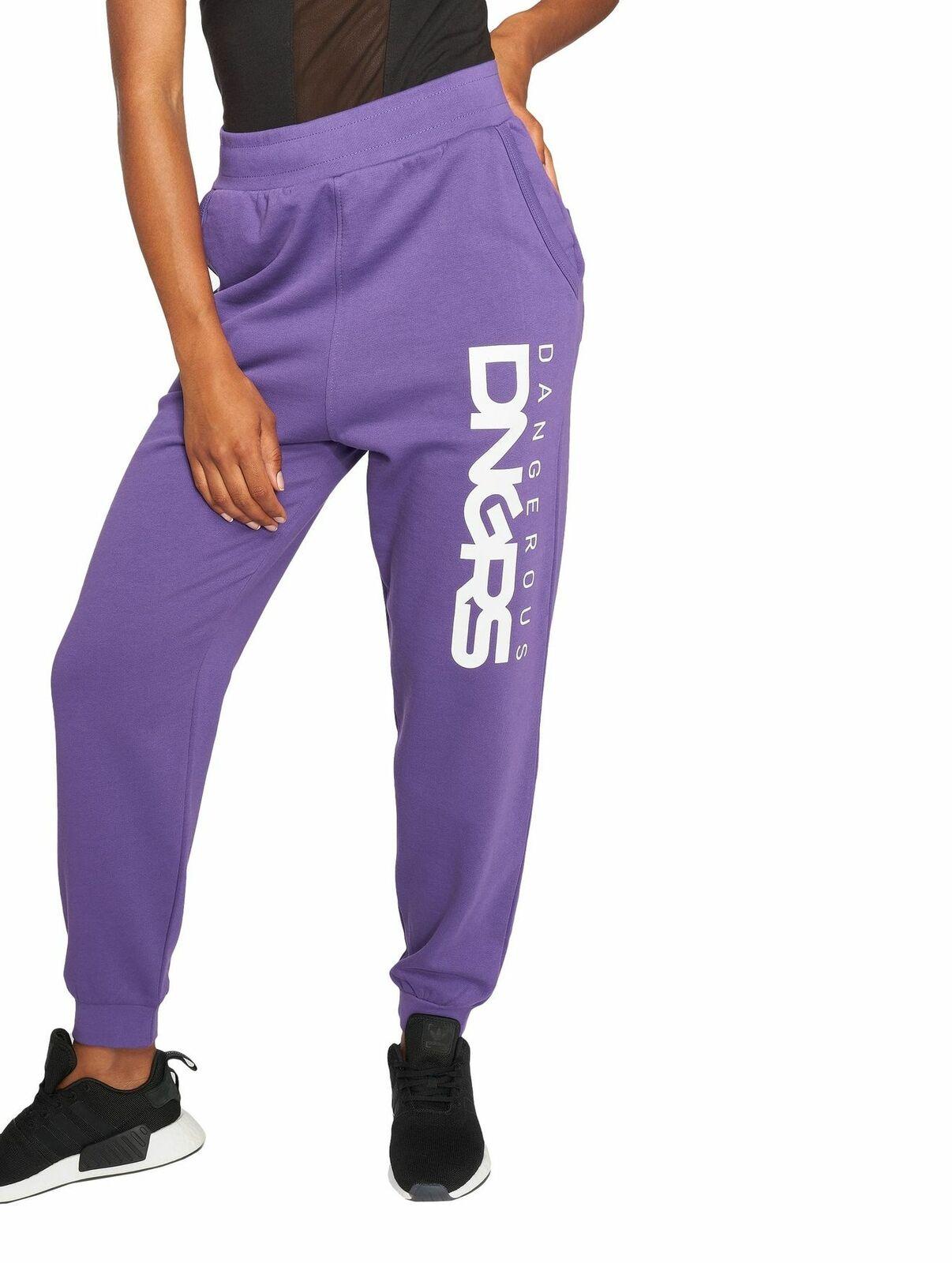 Damen Jogginghose Soft Dream DNGRS Sweat Pants Sport Fitness Urban Baggy Hose