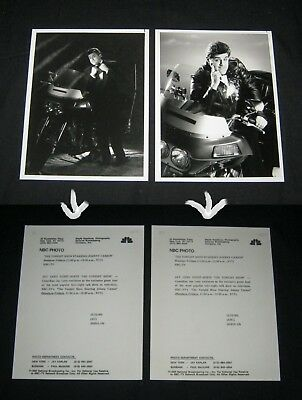 Original JAY LENO TONIGHT SHOW NBC TV Press Kit Photos