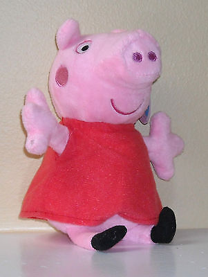 Peppa Pig 8  Plush Doll