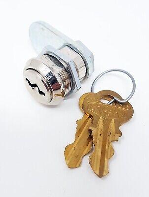 Chicago Cam Lock 3186 Keyed Alike H1610 716 Threads Double Sided Key