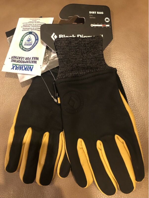 Black Diamond Dirt Bag Glove (M)