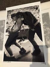 Pearl Jam Eddie Vedder Lance Mercer Gallery print Leneva Wodonga Area Preview