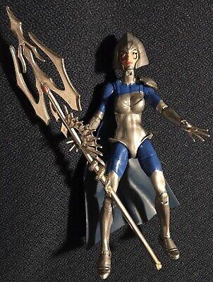 Marvel Legends Custom LILANDRA - Emma Frost Rogue Cuckoo Polaris Dani Mystique