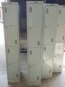 TALL LOCKERS work staff room safety lockers business locker Murarrie Brisbane South East Preview