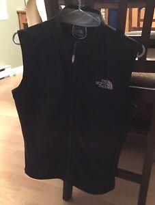 North Face, Adidas, lot de 2 vestes