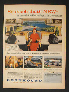 1956-GREYHOUND-BUSES-LUXURY-COACH-BUS-SCENICRUISER-AIR-SUSPENSION-TRAVEL-AD