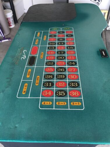 Mandalay Bay Resort Professional Roulette Table