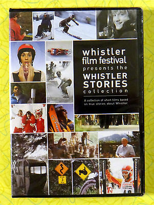 Whistler Film Festival Stories   New Dvd Movie   Ski Skiing Short Film Video