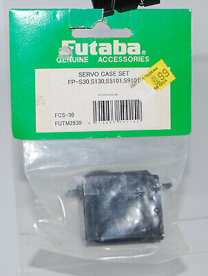 Futaba # FCS-30  ~ Servo Case Set for S30 S130 S5101 S9101 ()