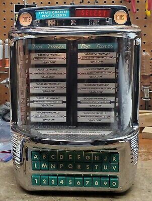 WURLIZER 5210 WALLBOX (WURLITZER 2000 JUKEBOX) STOCK #5542 for sale  Shipping to South Africa