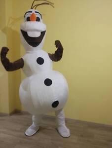 d018e5939b0a Olaf snowman costume