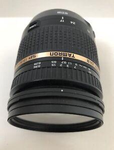 Tamron 17-50mm F2.8 VC lens (Canon Mount)