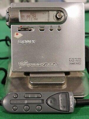 41. Sony MZ-N10 Mini Disc Player