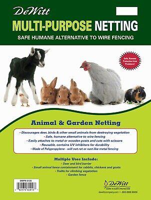 Dewitt Poultry Netting 6 X 330