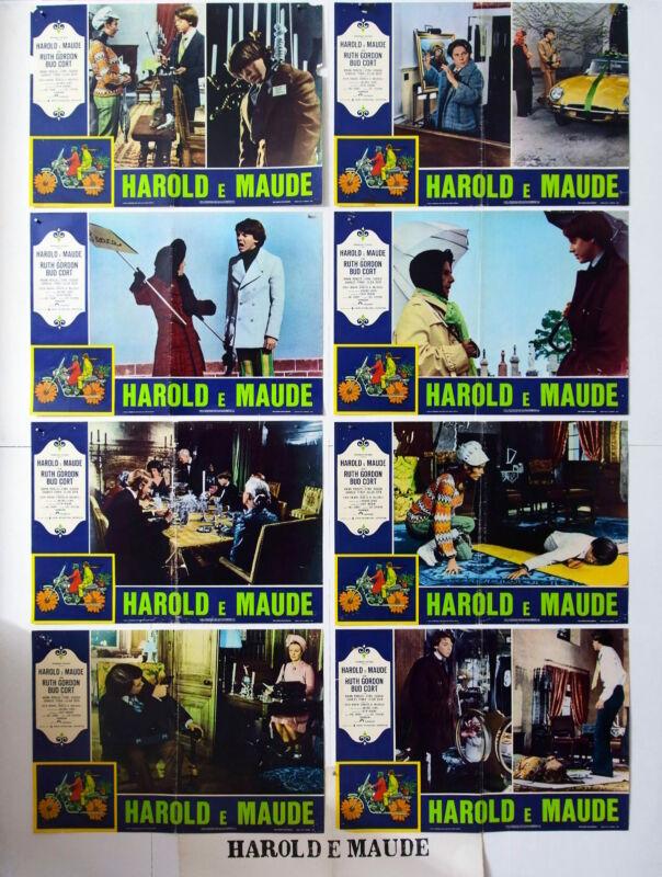 8 Italian pbustas-HAROLD AND MAUDE-GORDON-ASHBY-US COMEDY-D71-15
