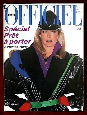 L'Officiel Paris Magazine ~ #644 August 1978 ~ Farrah Fawcett-Majors Lorieux