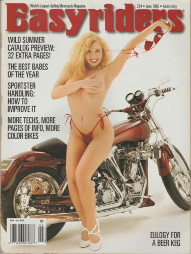 Easyriders Motorcycle Magazine #264 June 1995 (Adults Only)