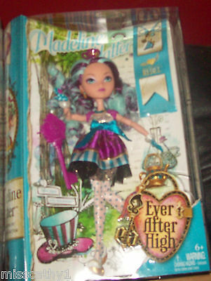Ever After High Maddie Hatter ( Mattel Madeline