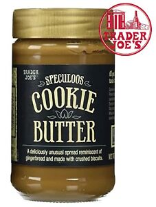 🔥 Trader Joe's Speculoos Cookie Butter