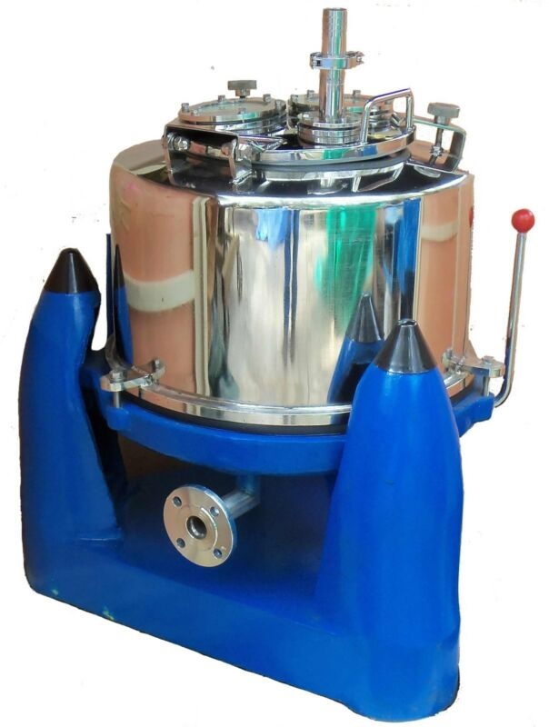 US Filtermaxx Perforated Basket Centrifuge for Algae, Biomass, Solids Filtering