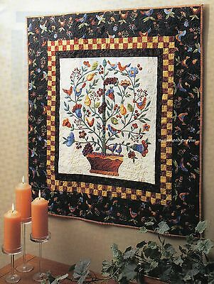 Birds Of A Feather Quilt Pattern Pieced CW