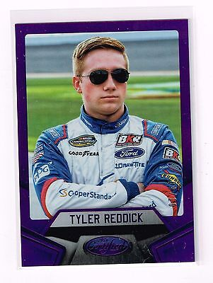 2016 PANINI CERTIFIED TYLER REDDICK PURPLE ROOKIE CARD#49 /10 ONLY 10 EVER