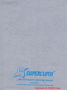 PANNO-SCRACCHIO-SUPERCLOTH-L-039-ORIGINALE-UNIDEA-PER-PULIRE-ARGENTO-E-METALLI