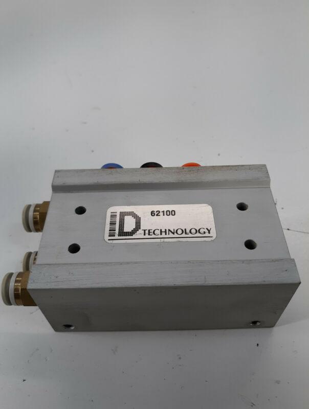 D Technology 62100 Pneumatic Manifolds