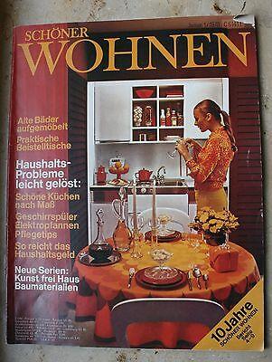Schöner Wohnen  Zeitschrift  Januar 1 1970
