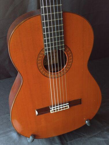 1976 Jose Ramirez Golden Age 1A Brazilian Rosewood Classical Guitar