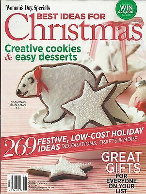 Best Ideas For Christmas Magazine Cookies Desserts Holiday Decorations