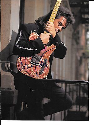 Marty Stuart    Country Music Signed / Autographed Photo