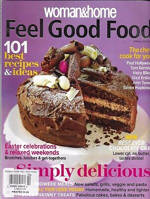 Woman And Home Magazine Feel Good Food 101 Best Recipes Ideas Chocolate