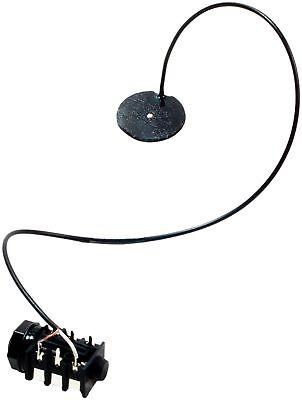 K&K Sound Pure Resonator Spider Bridge Guitar Pickup, Cone Mount Sensor w/Jack