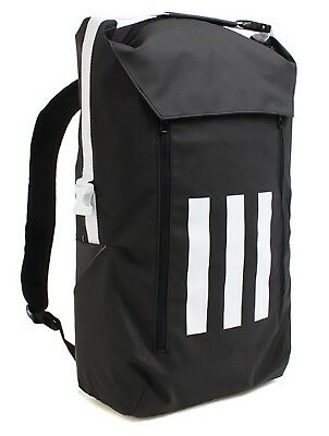 Adidas Athletic ID Backpack Bags Sports Black School Casual Running Bag  BR1576 8809aa521a769