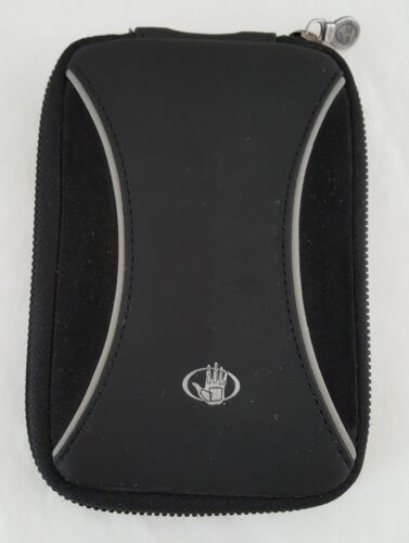 Black Palm Palm-Compatible DATASUIT Universal PDA Zippered Case