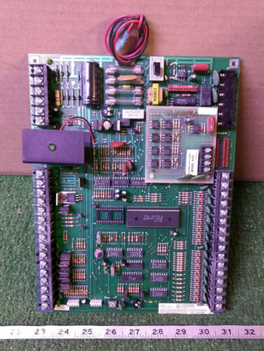 1 USED SILENT KNIGHT 2820 SIGNAL SYSTEM CONTROL UNIT SUBASSEMBLY***MAKE OFFER***
