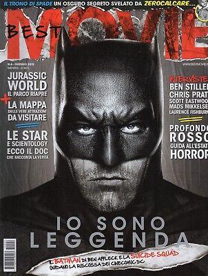 Best Movie 2015 6.Batman-Ben Affleck,Birdman,Hannibal-Mads Mikkelsen,Emma (Ben Affleck Best Batman)