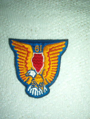 US Civil Air Patrol CAP; Air Force Auxiliary Illinois Wing 61