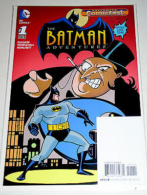 BATMAN ADVENTURES: HALLOWEEN COMIC FEST  HIGH GRADE 2015 - Batman Halloween Comic