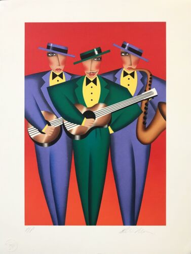 "Robin Morris ""tres Amigos"" 1988 