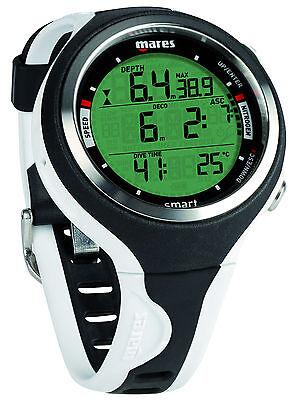 Mares Smart Dive Computer Scuba Diving Watch Black/White (DEMO)