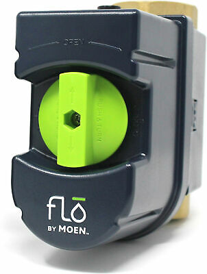 Flo By Moen Water Monitor Device For 1-14 Pipe And Smaller